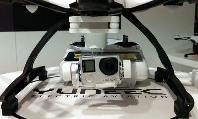 News von Yuneec - GoPro, H920, 4K ... - Yuneec Multicopter