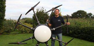 Big Oktocopter von Mikrokopter