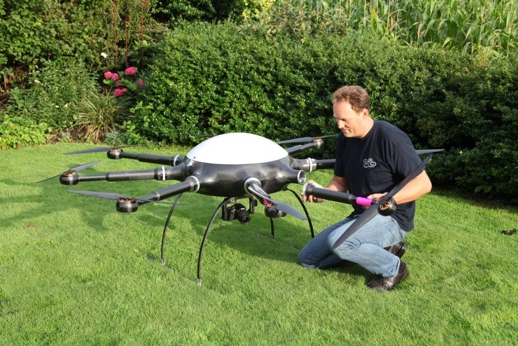 Mikrokopter Big Quadro & Big Oktocopter -