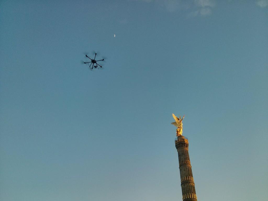 Drohnen auch in der EU bald mit Registrierungspflicht - drohnen