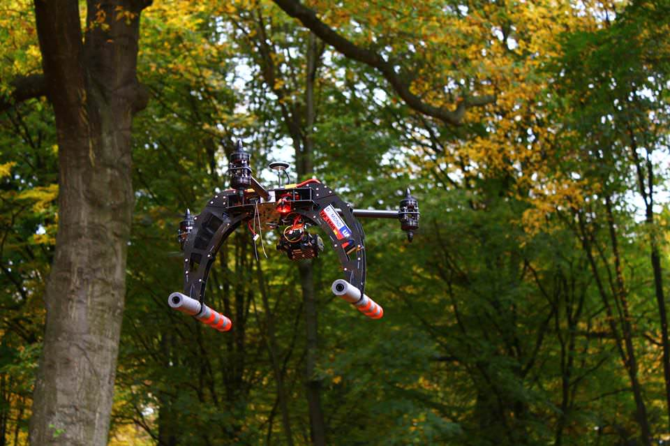 UserCopter- Roberts Y6 Carbon Hexa -