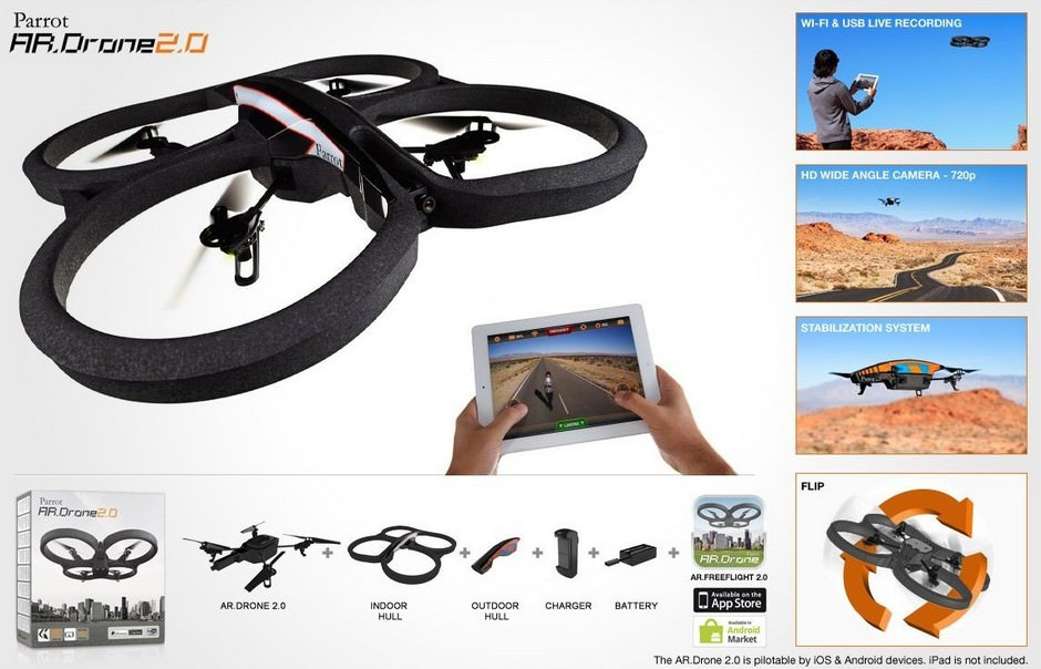 AR.Drone 2.0 -