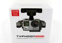Yuneec Typhoon GB203 GoPro Gimbal