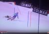 Marcel Hirscher wird fast von Drohne getroffen beim Weltcup SLALOM