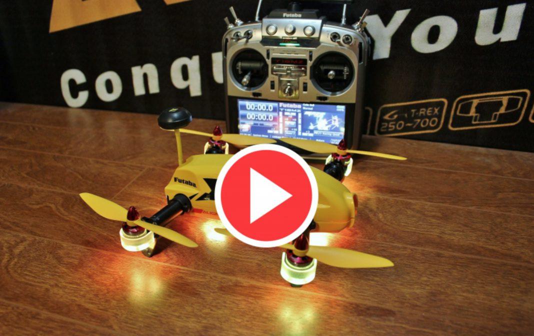 Align MR25 FPV Racing Quadrocopter