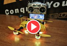 Align MR25 FPV Racing Quadrocopter