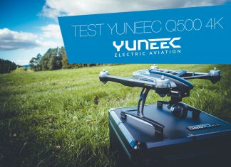 yuneec q500 4k black edition