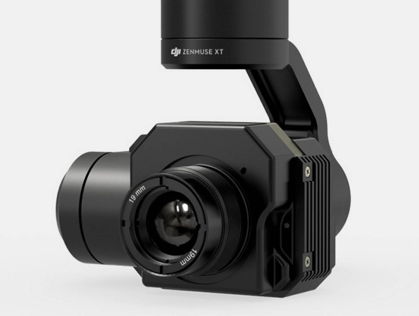 DJI und FLIR entwickeln gemeinsame Wärmebildkamera - drohnen