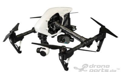 Polizei, Bergwacht oder Landwirtschaft: Quadrocopter für den professionellen Einsatz als Komplettset -
