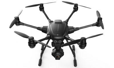 Beste Drohne: Yuneec Typhoon H gewinnt Preis auf der CES 2016 - Yuneec Multicopter