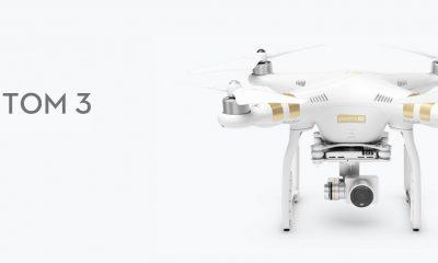 Neuer DJI Phantom 3 4K - RTF Modelle, DJI Phantom
