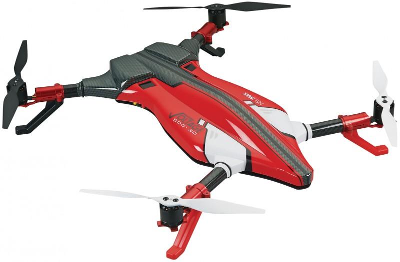 Hobbico HELIMAX Voltage 500 3D - RTF Modelle