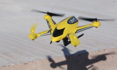 Neuheit: Blade Zeyrok Quadrocopter - RTF Modelle