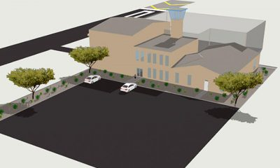 Aerodrome will eigenen Flughafen für Multicopter bauen -