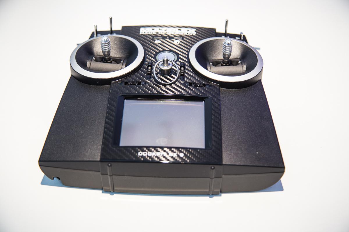 Multiplex Cockpit SX9 Test: Details - fernsteuerungen