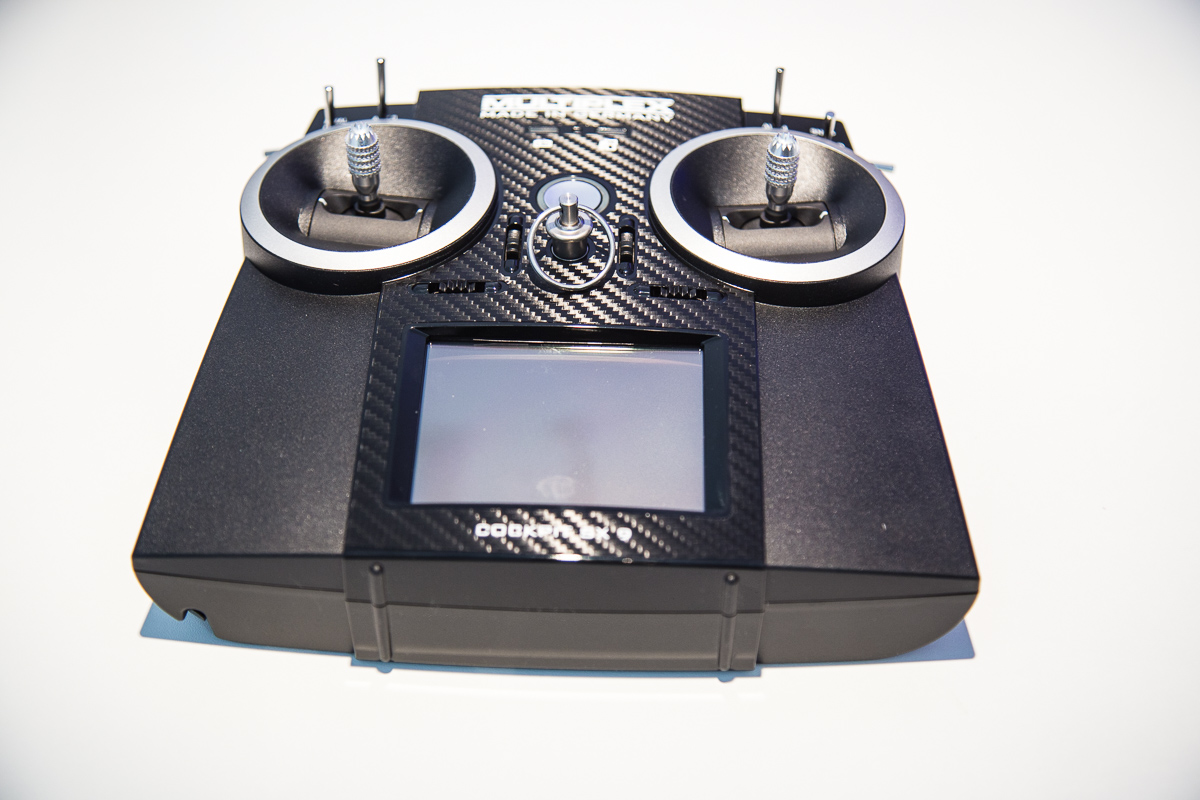 Multiplex SX9 mit Carbon 2016