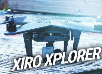 XIRO XPLORER V im Test. Unbxoing und Video