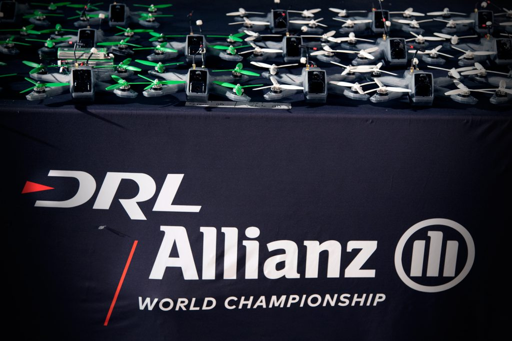 DRL: Drone Racing League -