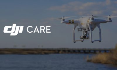 DJI Care - die Versicherung für Phantom & Inspire - DJI Phantom