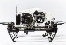 DJI Inspire1 FPV System - analog für den Piloten