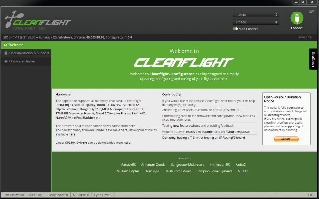 Boris B Betaflight Firmware - Tutorials