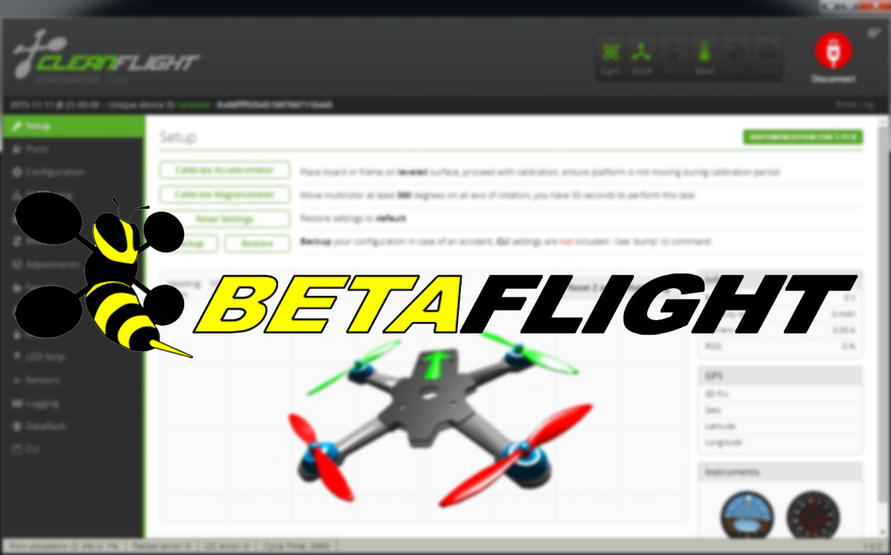 betaflight mac