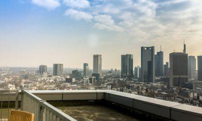 Zu Besuch bei DJI in Frankfurt -