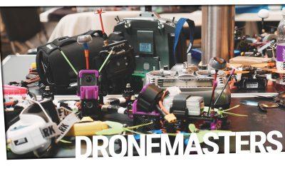 Dronemasters 2016 auf der ceBIT