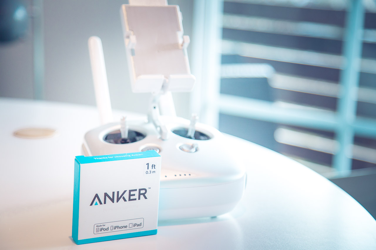 Anker USB Kabel für Inspire1 / Phantom 3 und 4 -