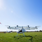 Der Volocopter - erster bemannter Flug