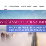 Kopter-Piloten.de - ein gutes Portal für Dienstleister und Kunden rund um Luftaufnahmen