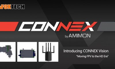 HD Livebild für FPV RACER - Connex Mini -