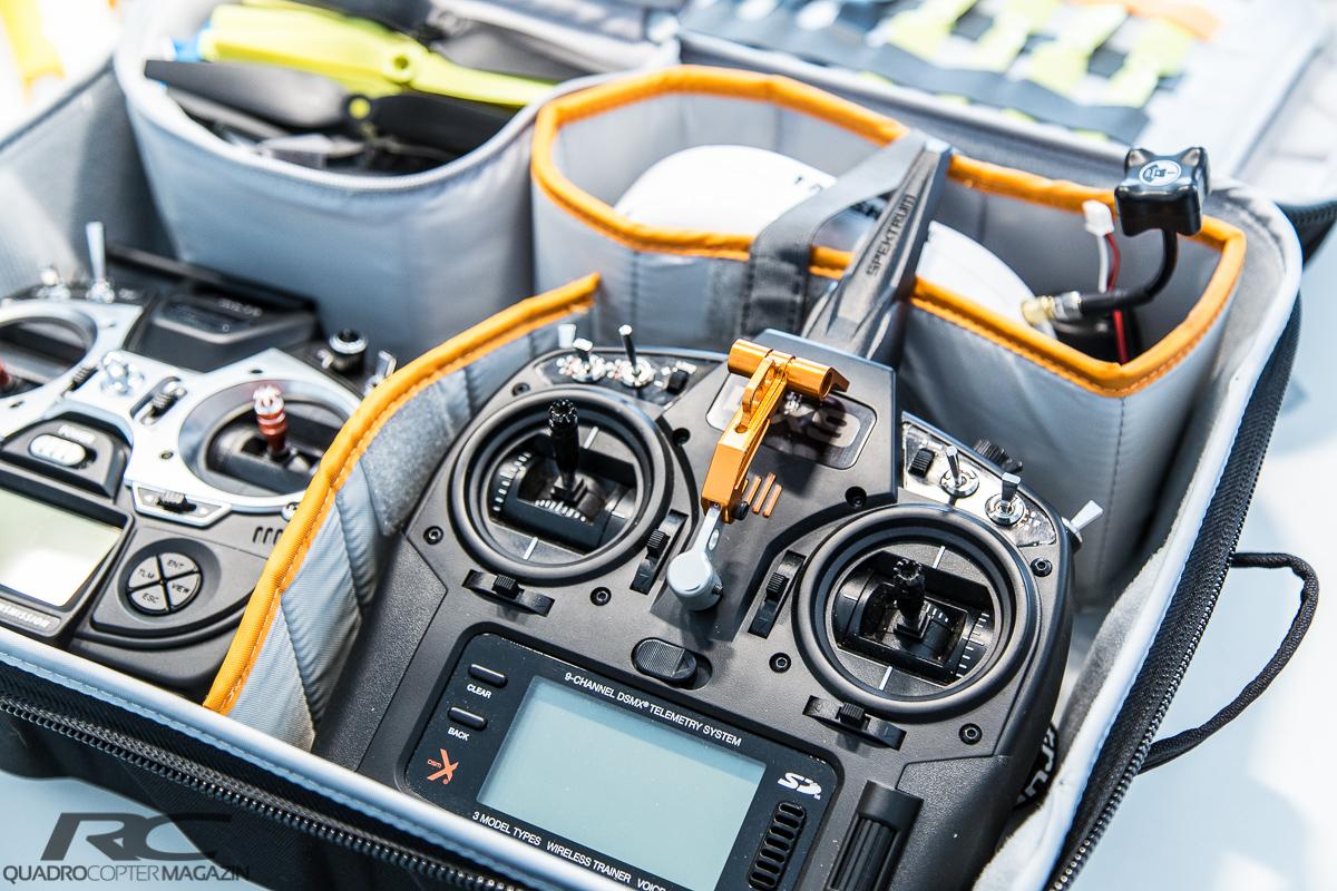 LowePro DroneGuard CS300 Test -