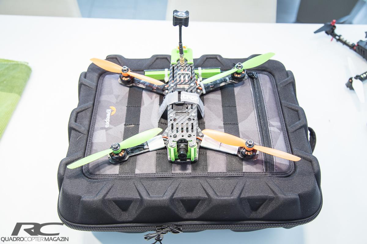 DroneGuard CS300 von LowePro Test