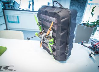 DroneGuard CS300 von LowePro Test