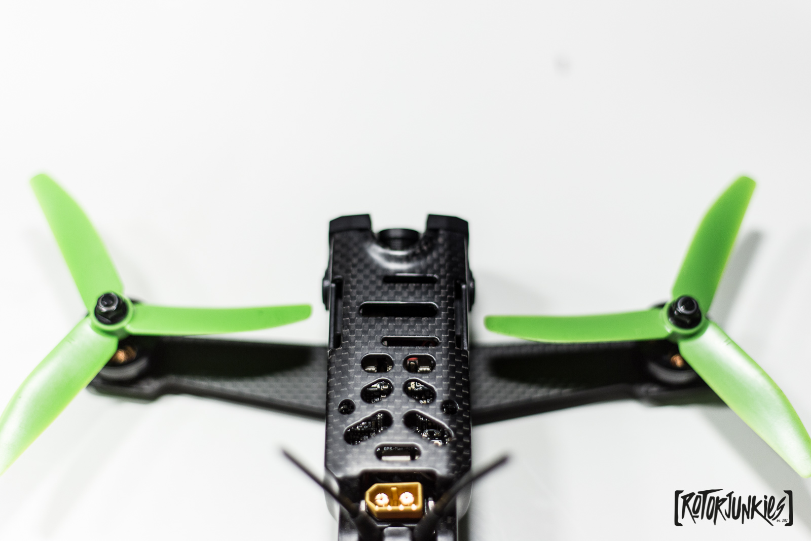 TBS Vendetta - RTF FPV Racer im Test - team blacksheep, tbs