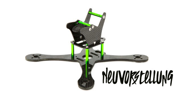 Blade Theory X 195 - Racing Frame -