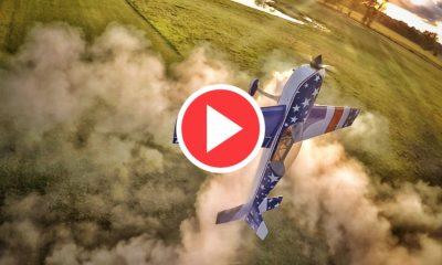 FPV meets 3D Flugzeug - Wahnsinn! -