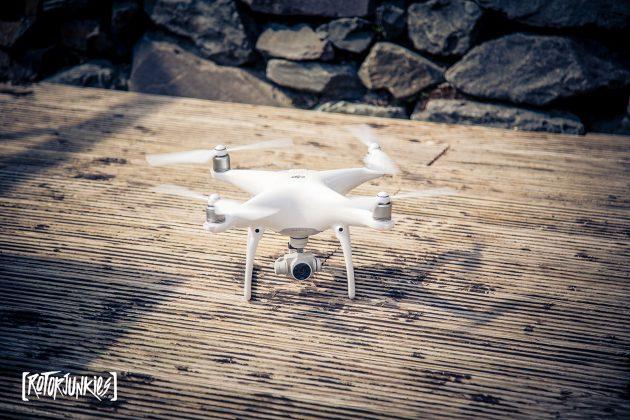 Phantom4 hebt ab - Erstflug im Test