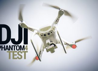 DJI Phantom 4 im Test bei Rotorjunkies