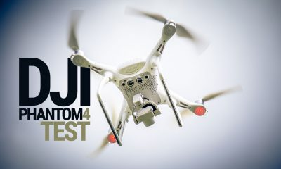 DJI Phantom 4 im Test -