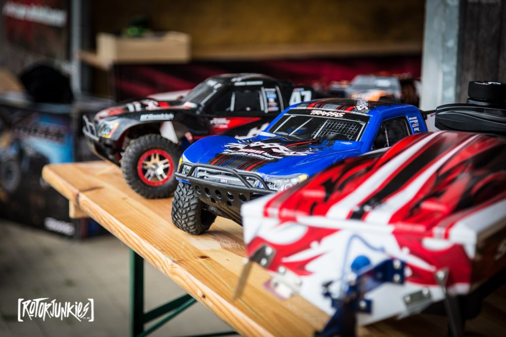 1. Traxxas Dealerday -