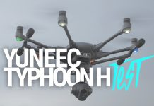 Yuneec Typhoon H im Test
