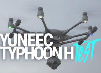 Yuneec Typhoon H im Test