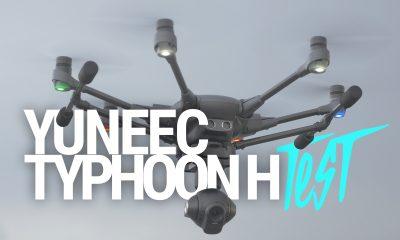 Yuneec Typhoon H im Test - Yuneec Multicopter, RTF Modelle