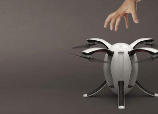 Powervision bringt das Poweregg auf den Markt - ein aussergewöhnlicher Quadrocopter