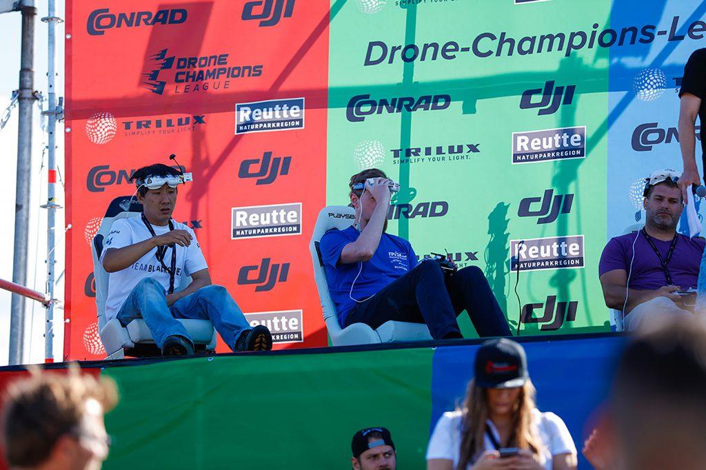 DCL - Das war das erste Rennen in Reutte -