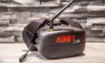 ADRIFT VR FPV Brille - so günstig zum FPV Flug - fpv brille