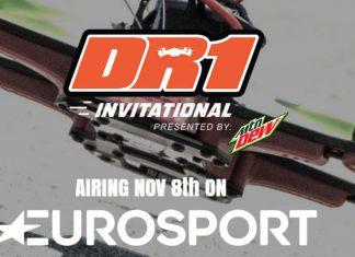 DR1 auf Eurosport - Drohnen Rennen im Fernsehen