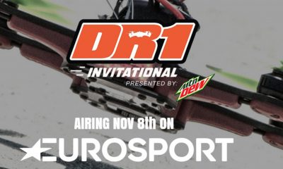 DR1 Racing auf Eurosport -